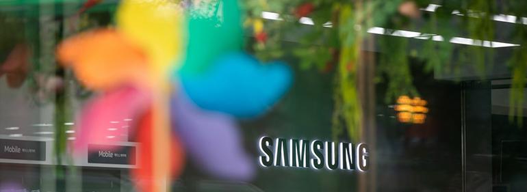 Samsung forecasts second-quarter profit jump