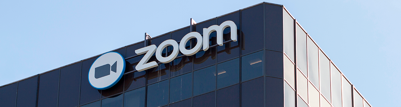 Zoom beats estimates, forecasts upbeat revenue