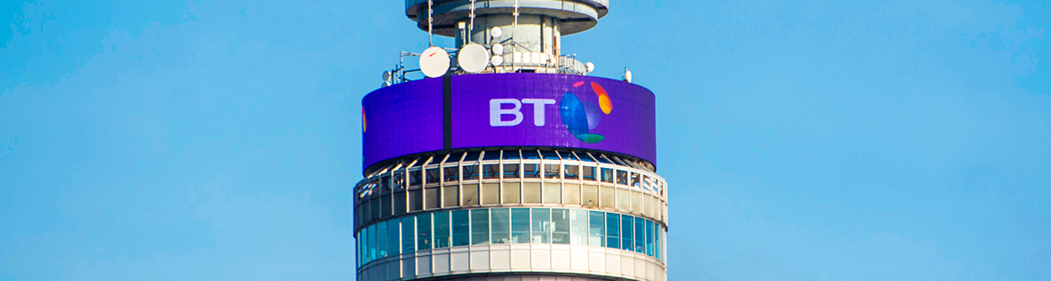 Altice buys a 12.1% stake BT Group
