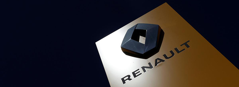 Renault in free fall after disappointing sales data