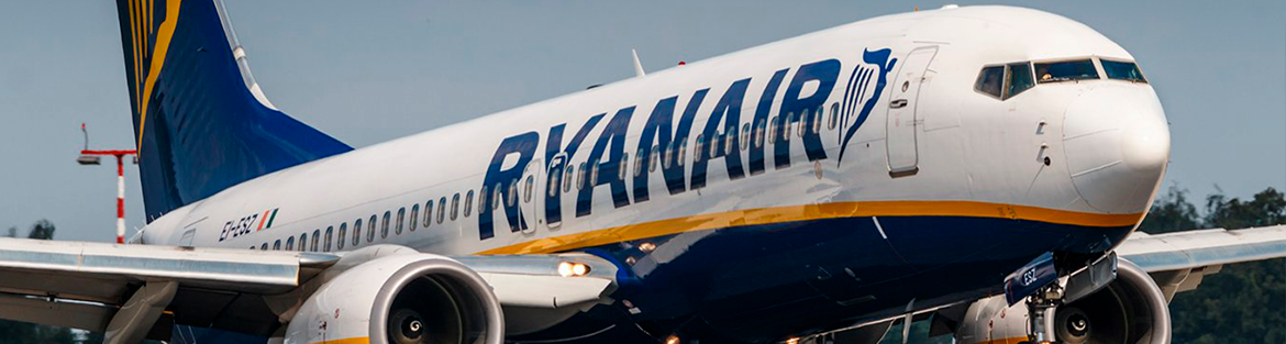 Ryanair posts annual loss amid the pandemic