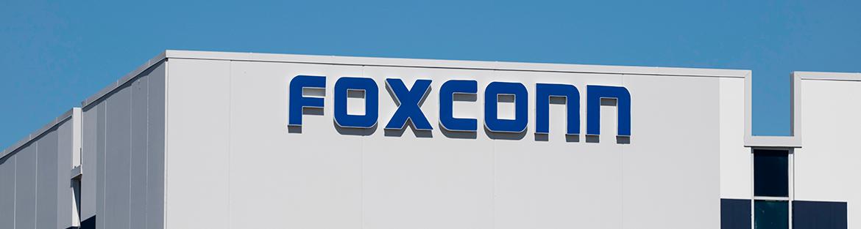 Foxconn revenue jumps in Q1