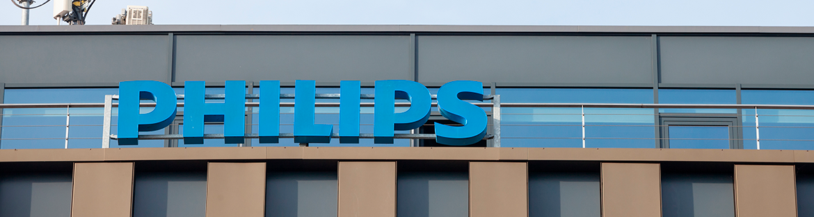 Philips boasts strong earnings, sales