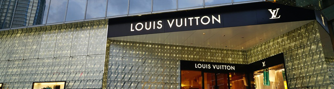 LVMH stocks hit record high after upbeat quarterly results