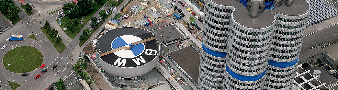 BMW posts first quarterly loss in over 10 years