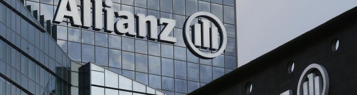 Allianz profit drops in the fourth quarter