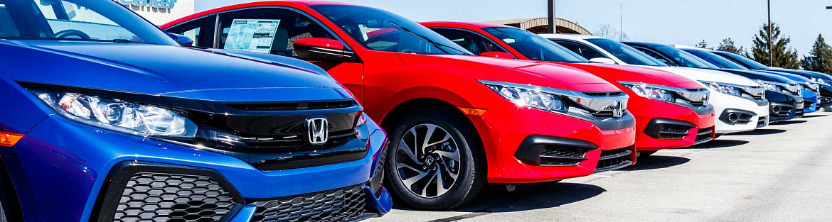 Honda suspends production in the US and Canada