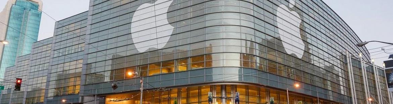 Apple reaches a $2-trillion market cap