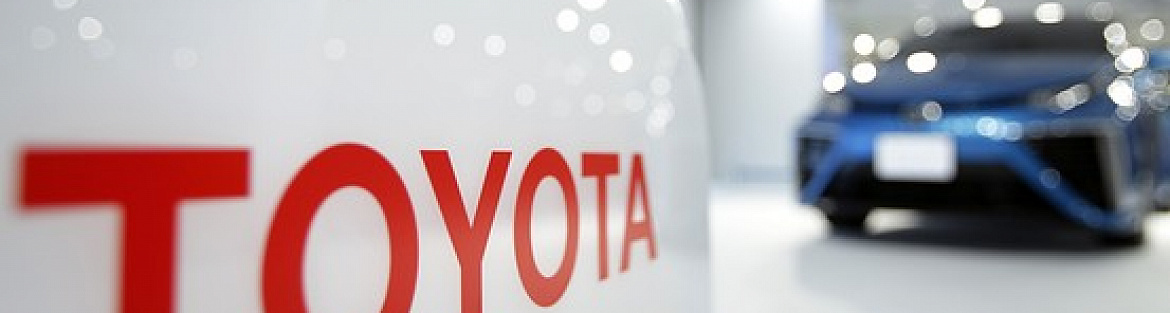 Toyota feels the impact from the COVID-19 pandemic