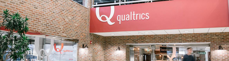 Qualtrics files for U.S. IPO