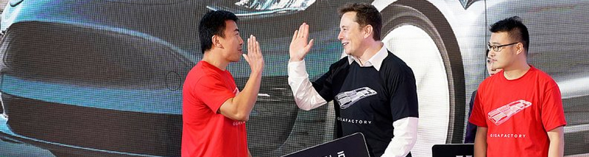 China's Yahua signs a deal with Tesla