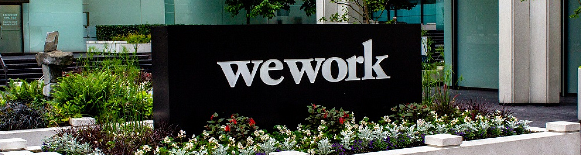 WeWork wind down its involvement in China