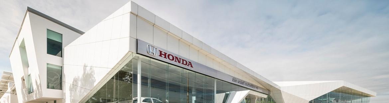 Honda reports a rise in quarterly profit